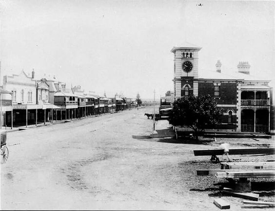 Kempsey Smith Street 1899