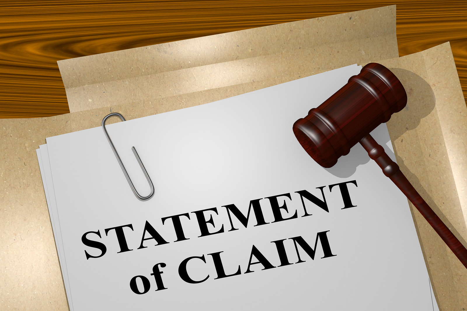 Statement of Claim
