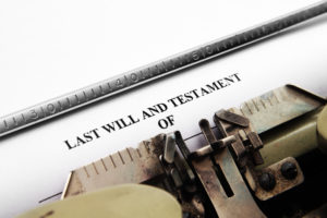The cost of NOT having a will
